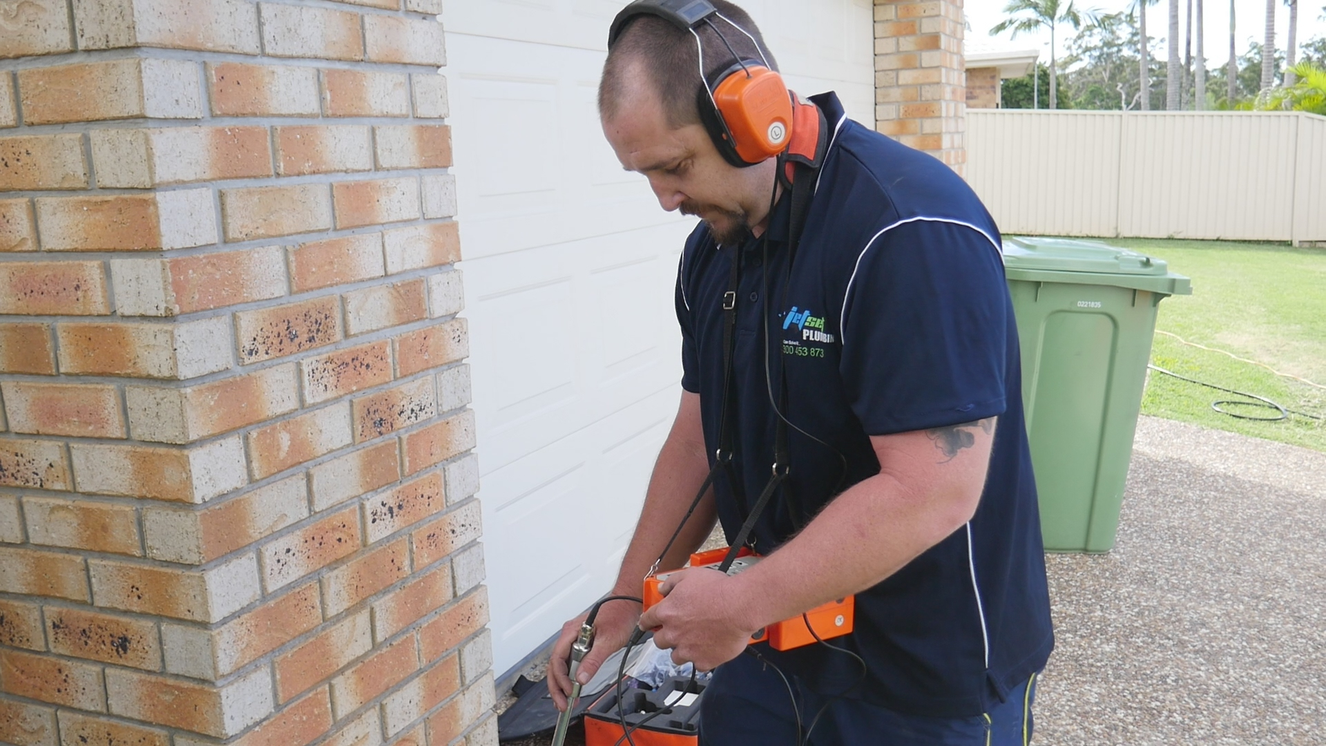 Plumber Brisbane does Leak Detection